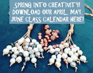 Spring into Creativity Graphic
