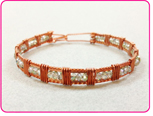 Square Wire Wrapped Bling Bangles sm copy