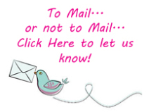 to mail or not to mail graphic